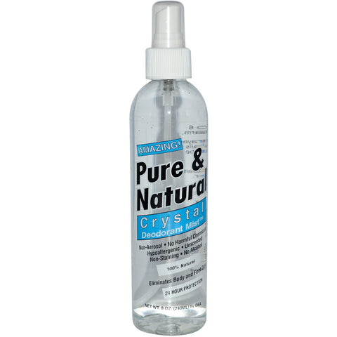 Thai Pure and Natural Deodorant Mist - Go Natural 24/7, LLC