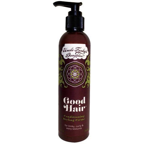 Uncle Funky's Daughter Good Hair Leave-in Conditioning Styling Creme - Go Natural 24/7, LLC