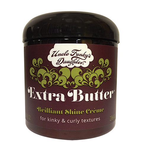 Uncle Funky's Daughter Extra Butter - Go Natural 24/7, LLC