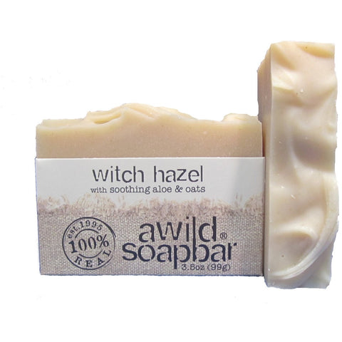 Awild Soapbar NEW! Witch Hazel Soap - Go Natural 24/7, LLC