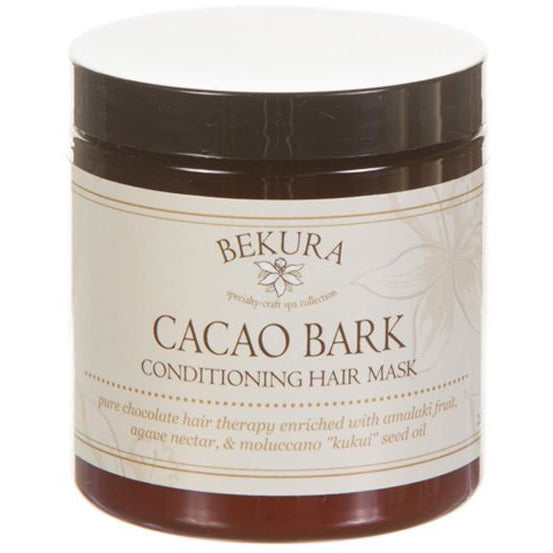 Bekura Beauty Cacao Bark Conditioning Hair Mask - Go Natural 24/7, LLC
