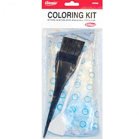 Annie 5pc Coloring Kit