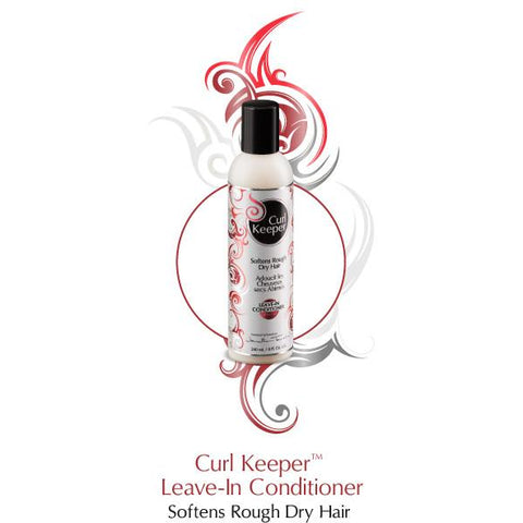 Curly Hair Solutions Curl Keeper™ Leave-in Conditioner - Go Natural 24/7, LLC