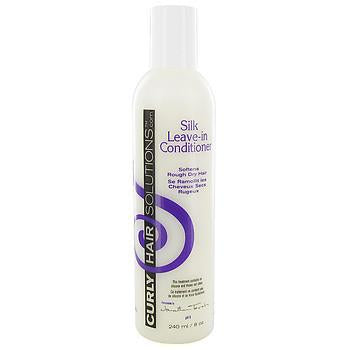 Curly Hair Solutions Silk Leave-in Conditioner - Go Natural 24/7, LLC