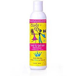 Curly Q Gel-les'c - Curl Jelly - Go Natural 24/7, LLC