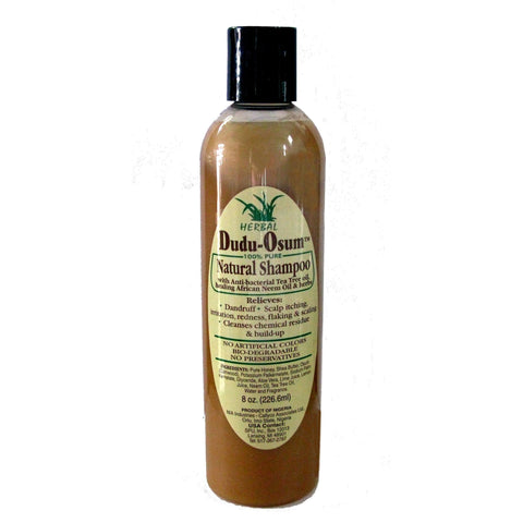 Dudu-Osum Natural Herbal Shampoo 8 oz - Go Natural 24/7, LLC