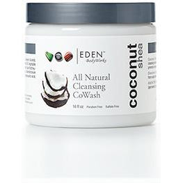 Eden BodyWorks Coconut Shea All Natural Cleansing CoWash - Go Natural 24/7, LLC