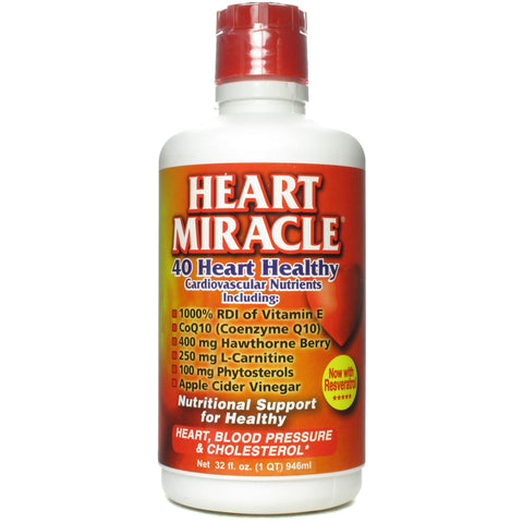 Century Systems Heart Miracle® - Go Natural 24/7, LLC