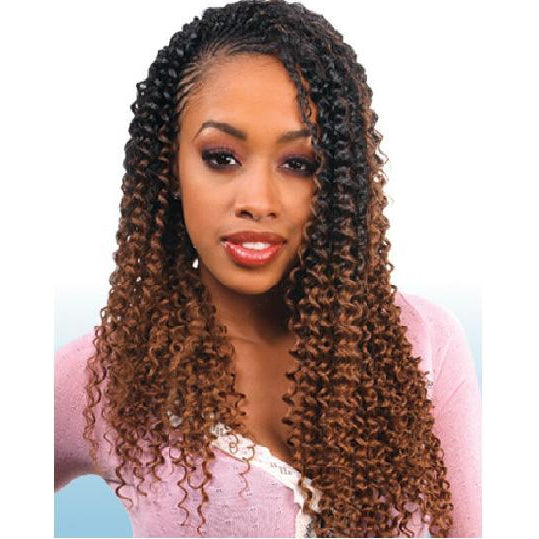 "FreeTress Water Wave Bulk Braiding Hair 22"" - Go Natural 24/7, LLC"