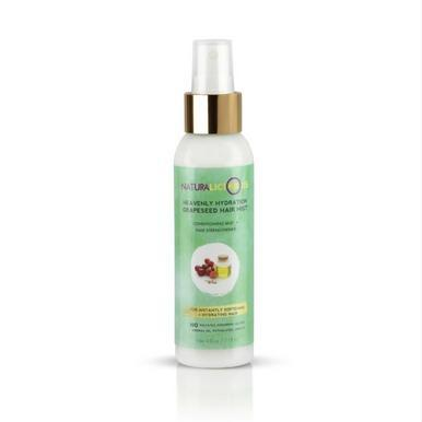 Naturalicious Step 4: Heavenly Hydration Grapeseed Hair Mist