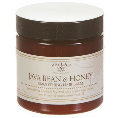 Bekura Beauty Java Bean & Honey Smoothing Hair Balm - Go Natural 24/7, LLC