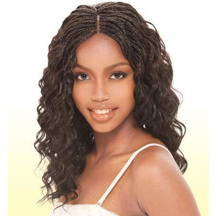 "Milky Way Que Loose Deep Bulk Braiding Human Hair 18"" - Go Natural 24/7, LLC"