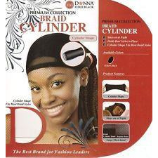 Annie Braid Cylinder - Go Natural 24/7, LLC