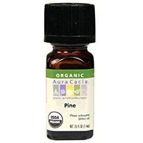 Aura Cacia Pine Organic Essential Oil - Go Natural 24/7, LLC