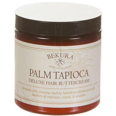 Bekura Beauty Palm Tapioca Deluxe Hair Buttercream - Go Natural 24/7, LLC