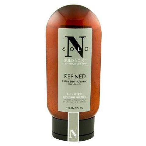Solo Noir Refined Buff + Cleanse - Go Natural 24/7, LLC