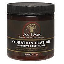 As I Am Hydration Elation Conditioner 8 oz - Go Natural 24/7, LLC