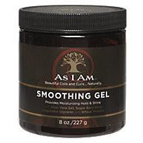 As I Am Smoothing Gel 8 oz - Go Natural 24/7, LLC