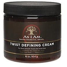 As I Am Twist Defining Cream 8 oz - Go Natural 24/7, LLC
