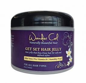 Wonder Curl Get Set Hair Jelly