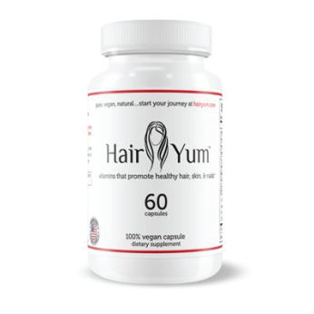 Hair Yum Vegan Vitamins