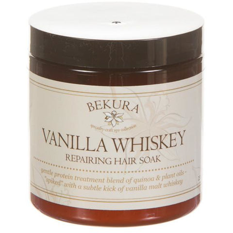 Bekura Beauty Vanilla Whiskey Restoring Hair Soak - Go Natural 24/7, LLC
