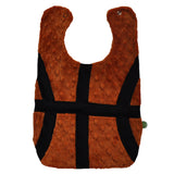 Basketball Baby Bib