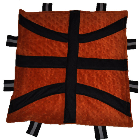Basketball Security Baby Blanket