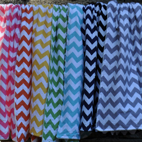 Cozy Wozy Chevron Collection