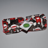 Sock Monkey Burp Cloth Set