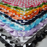 Chevron Lovie Security Blanket 7 Colors Available
