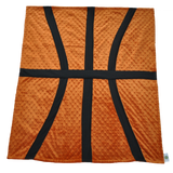 Basketball Baby Blanket