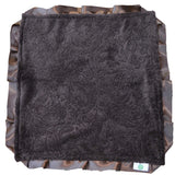 Paisley Security/Lovie Blanket Brown