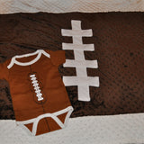 Football Baby Bodysuit (Newborn-18 months)