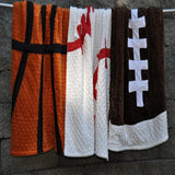 Sports Themed Blankets