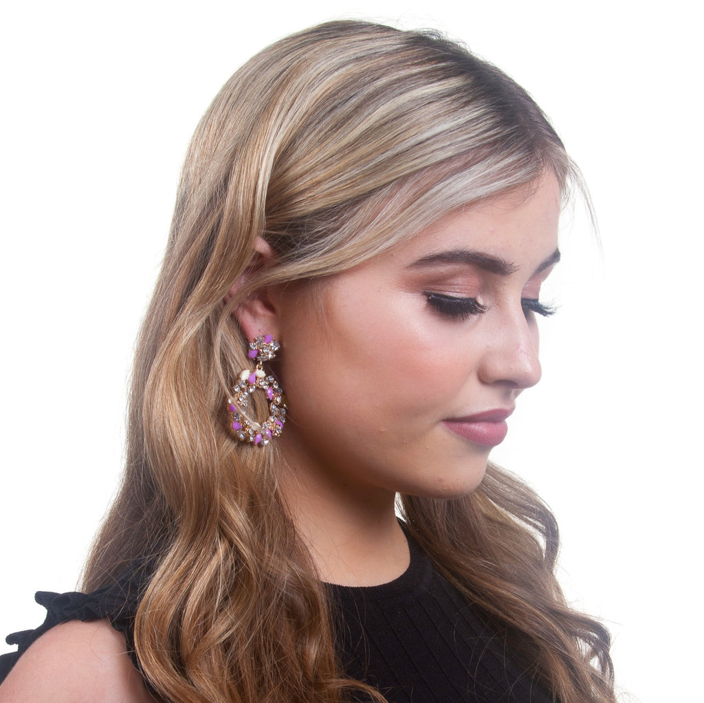 Mariam Earring | Lillac