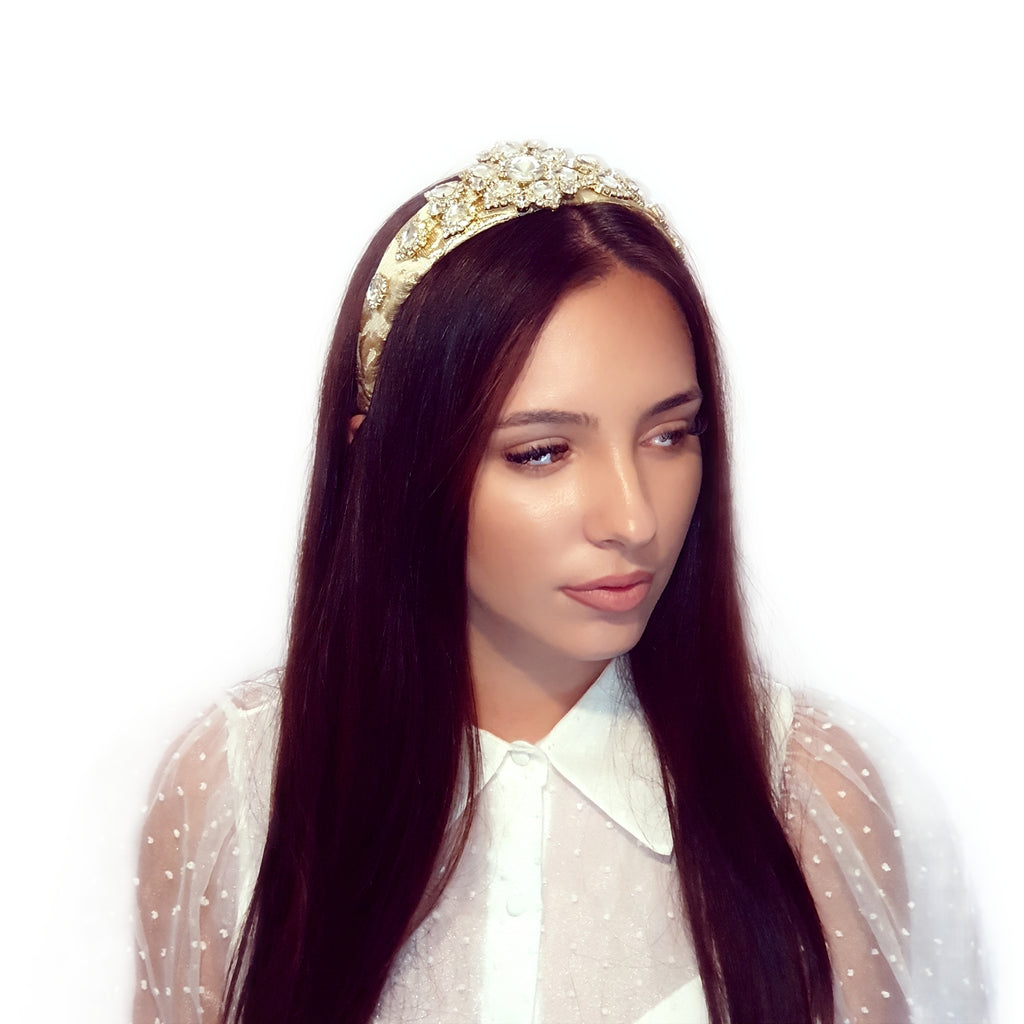 Blush & Birdie- Eleni Headband