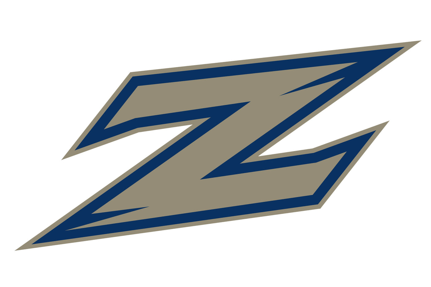 Akron Zips Football Helmets