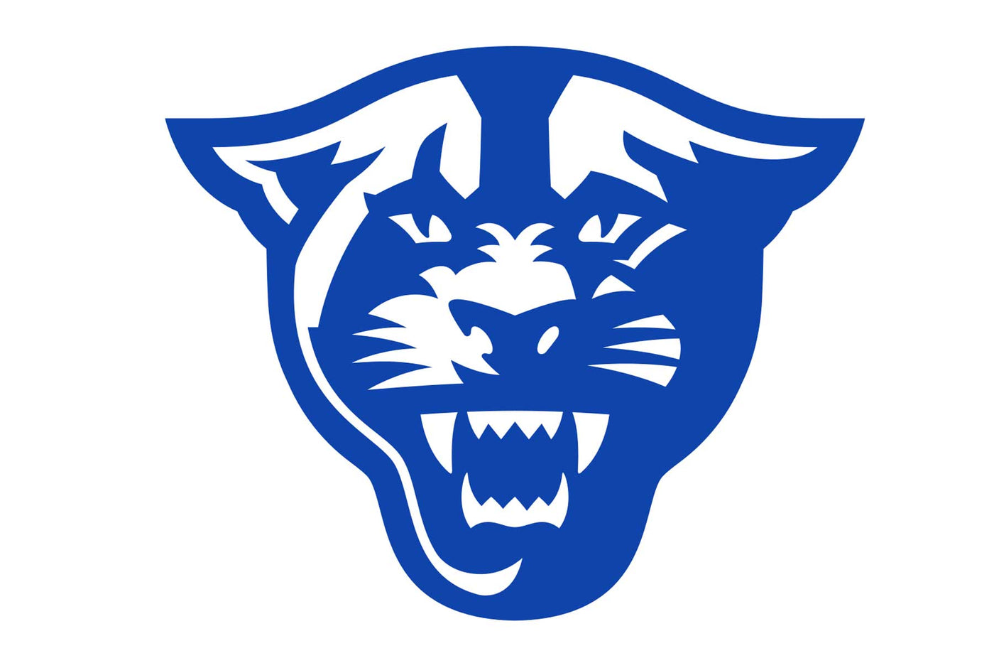 Georgia State Panthers Football Helmets