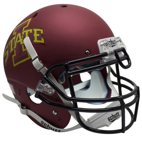 Iowa State Cyclones Matte Schutt XP Authentic Football Helmet