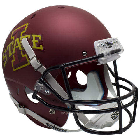 Iowa State Cyclones Matte Schutt XP Replica Football Helmet