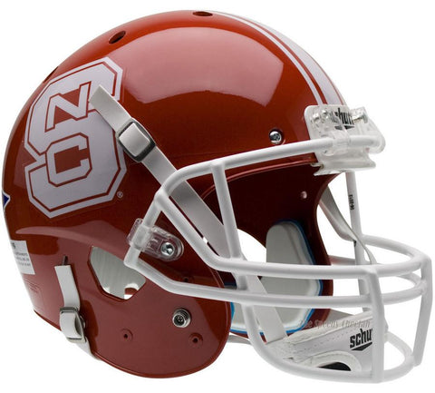 North Carolina State Wolfpack Red Schutt XP Replica Football Helmet