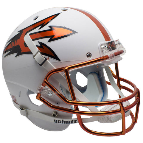 Arizona State Sun Devils Chrome Mask Schutt XP Replica Football Helmet