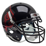 Louisville Cardinals Black Schutt XP Authentic Football Helmet