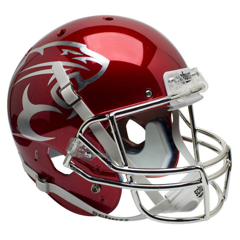 Houston Cougars Chrome Schutt XP Replica Football Helmet