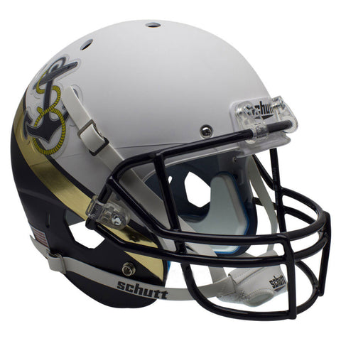 Navy Midshipmen 2012 Special Schutt XP Replica Football Helmet