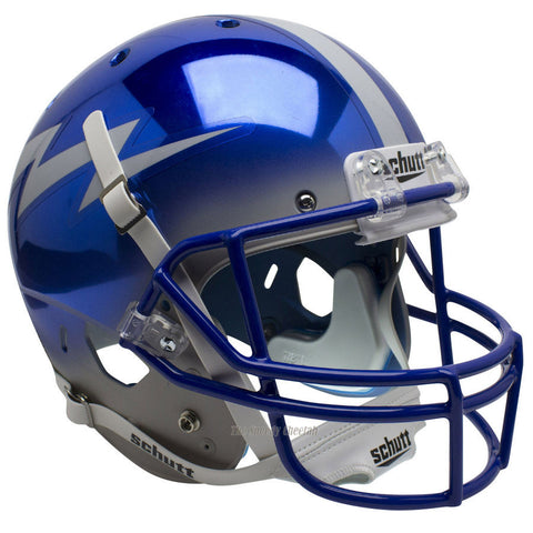 Air Force Falcons Chrome Schutt XP Replica Football Helmet