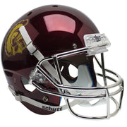 USC Trojans Chrome Schutt XP Replica Football Helmet