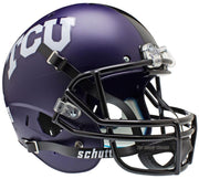 TCU Horned Frogs Schutt XP Full Size Replica Football Helmet