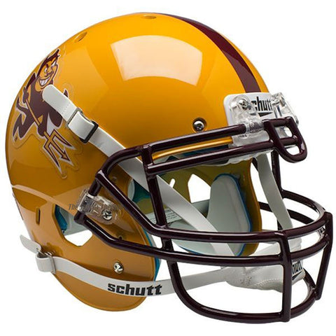 ASU Sun Devils Sparky Schutt XP Authentic Football Helmet